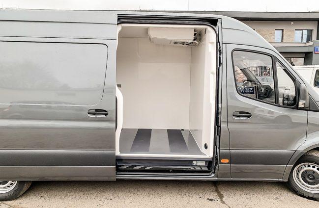 Mercedes Sprinter zabudowa chłodnicza