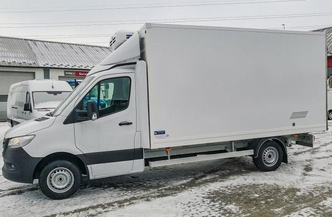 Mercedes Sprinter agregat chłodniczy