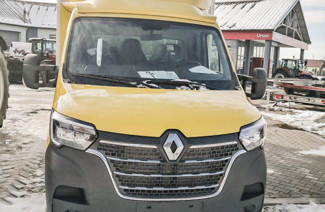 Renault Master agregat chłodniczy