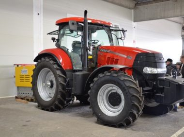 traktor CASE Urson Włosienica